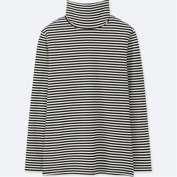 Uniqlo Heattech turtleneck t-shirt