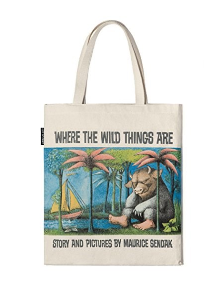 Где the WIld Things Are TOte