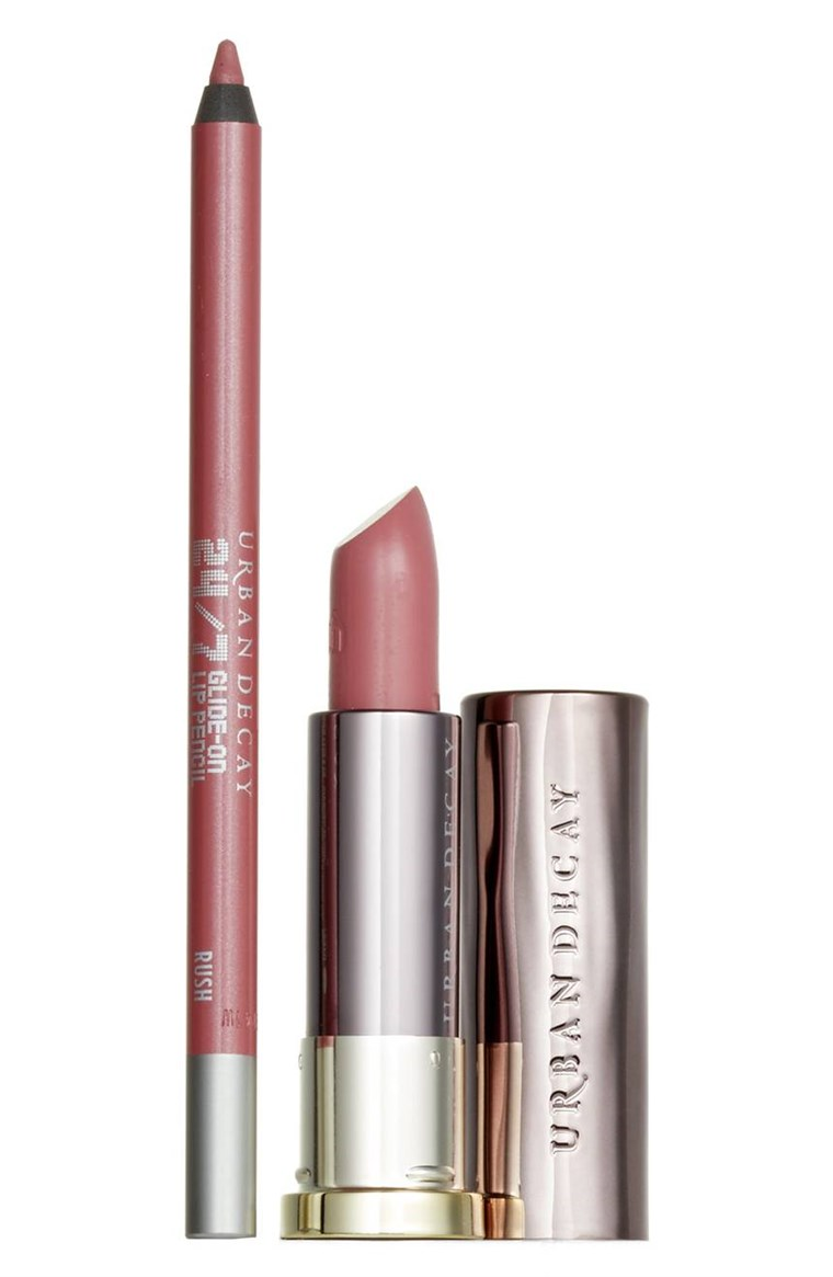 Urban Decay The Ultimate Pair Vice Lipstick & 24/7 Pencil Duo