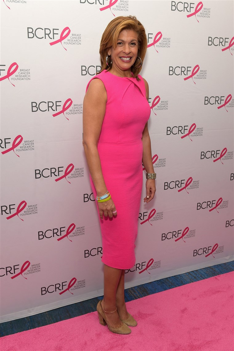 Vaizdas: Breast Cancer Research Foundation New York Symposium and Awards Luncheon - Arrivals