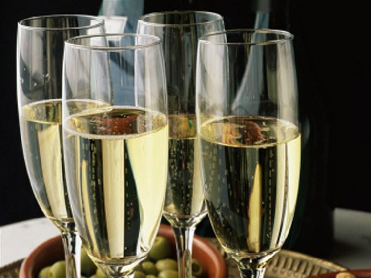 snygg ny lista 100% kvalitet Champagne, Cava eller Prosecco? Välja rätt bubblig