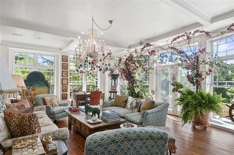 Christie Brinkley's Hamptons home