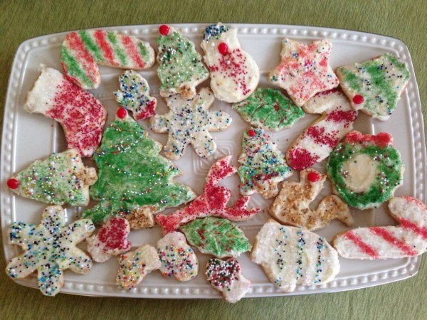 jul cookies by TODAY Food Club member Donna S.