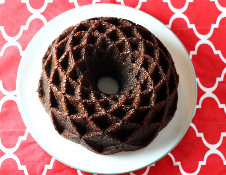 Pepparkaka bundt cake by TODAY Food Club member Christen in the Kitchen