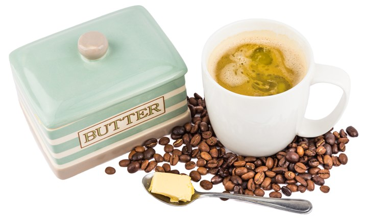 Kava and butter: Bulletproof coffee