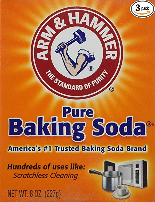 Rankos and Hammer Baking Soda