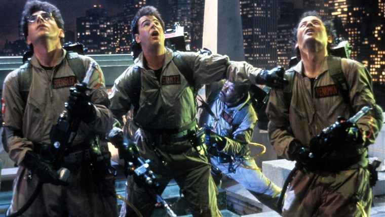 IMAGINE: Ghostbusters