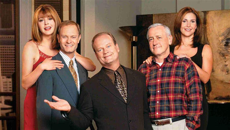 Vaizdas: TELEVISION COMEDY SERIES FRASIER FINALE TO BE TELECAST MAY 13