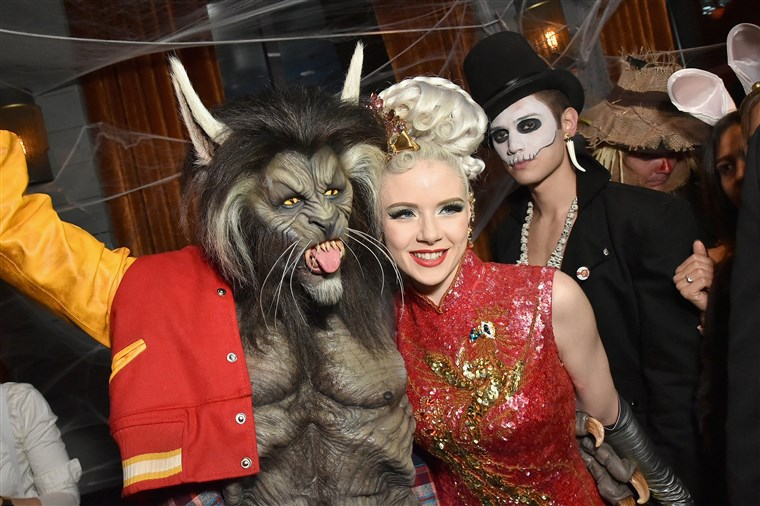 Imagine: Heidi Klum's 18th Annual Halloween Party - Inside