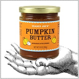 Традер Joe's Pumpkin Butter