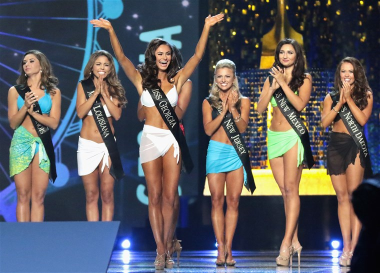 2018 Miss America Competition, Miss America, swimsuit competition