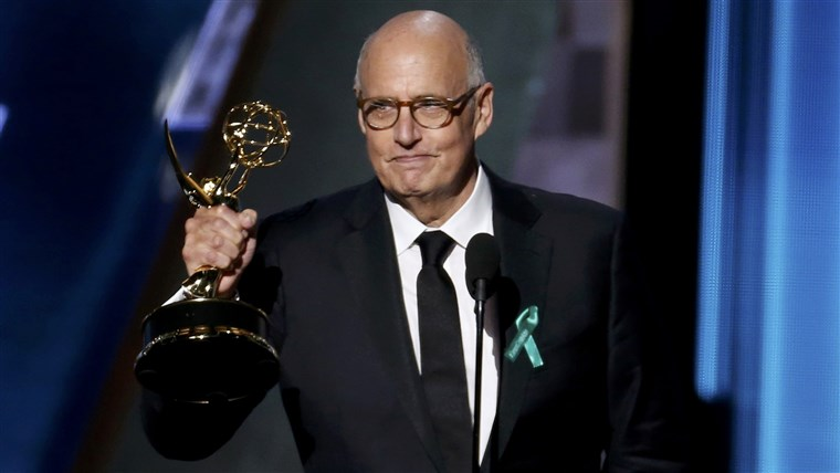 Imagine: Jeffrey Tambor accepts the award for Outstanding Lead Actor In A Comedy Series for Amazon Studios'