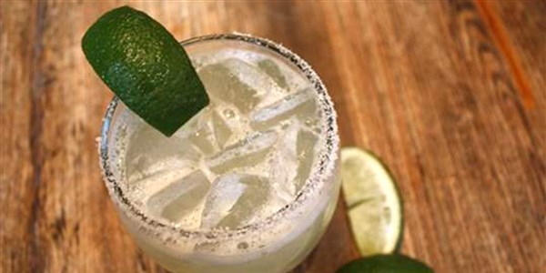 4-Ingrediens Skinny Margarita