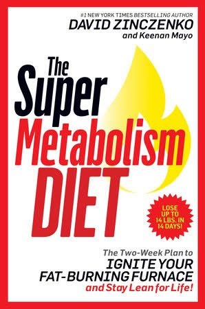 super metabolism diet book cover