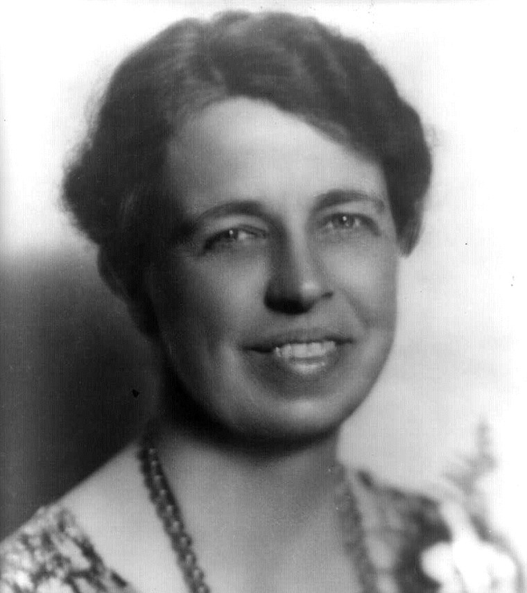Först Lady Eleanor Roosevelt