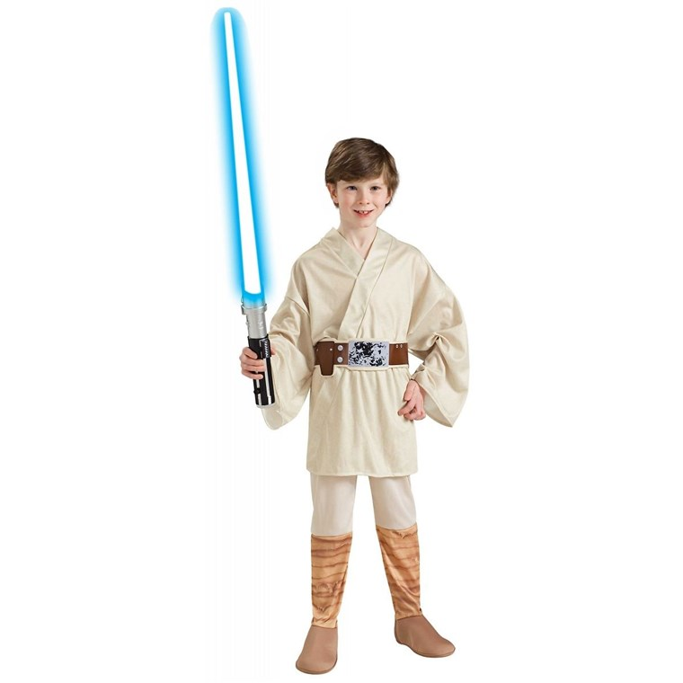 Звезда Wars costumes will be popular this Halloween, especially for kids.