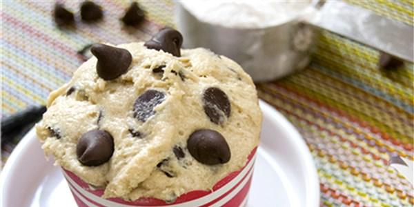 hur gör man cookie dough