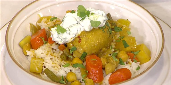 Uşor Slow-Cooker Curry