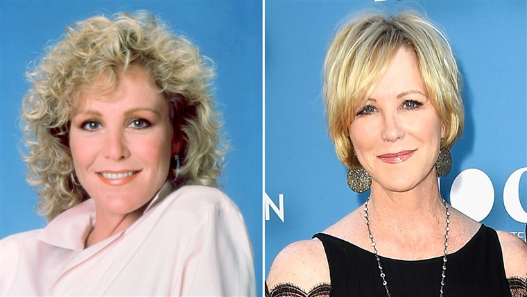 Joanna Kerns then and now
