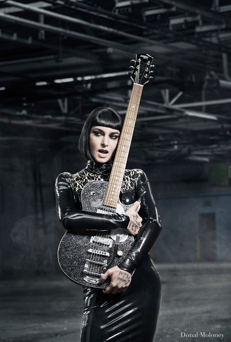 IMAGE: Sinead O'Connor