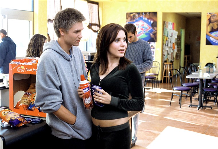 ETT TREE HILL, Sophia Bush, Chad Michael Murray