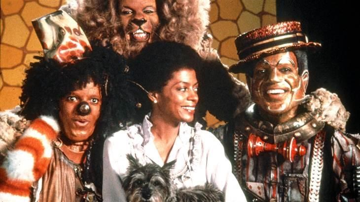 Michael Jackson, Ted Ross, Diana Ross and Nipsey Russell starred in the 1978 film version of