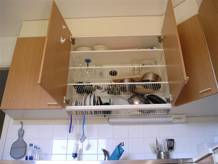 Фински dish drying rack