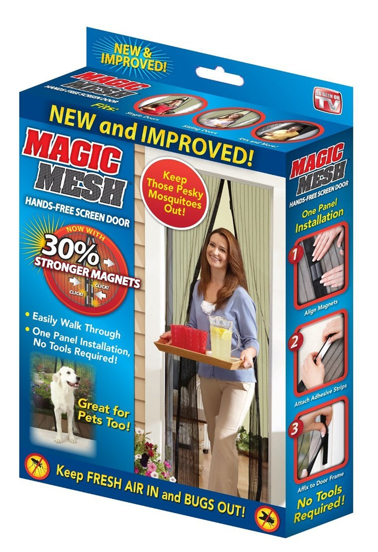 Magi Mesh is another item marketed by Allstar Marketing Group