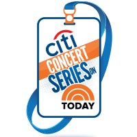 Citi Concert Series on TODAY logo
