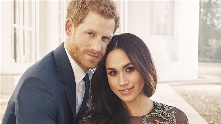 Принце Harry and Meghan Markle