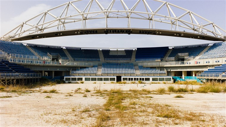 Faliro Olympic Beach Volleyball Center (Athens)