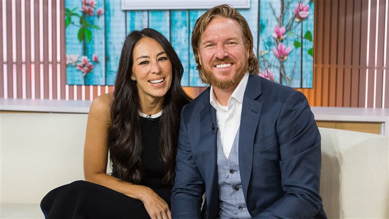 Fiksatorius Upper, Chip and Joanna Gaines, apology from writer who questioned their parenting priorities