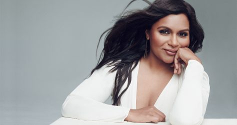 Mindy Kaling portrait